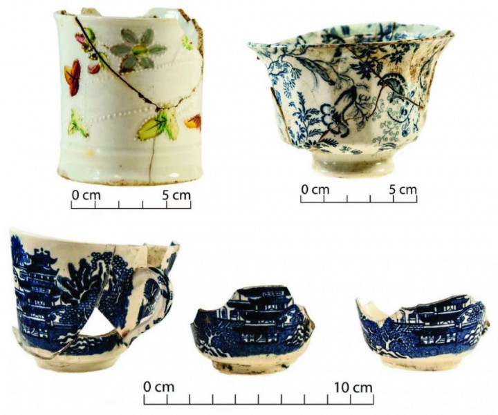 Some lovely tea wares